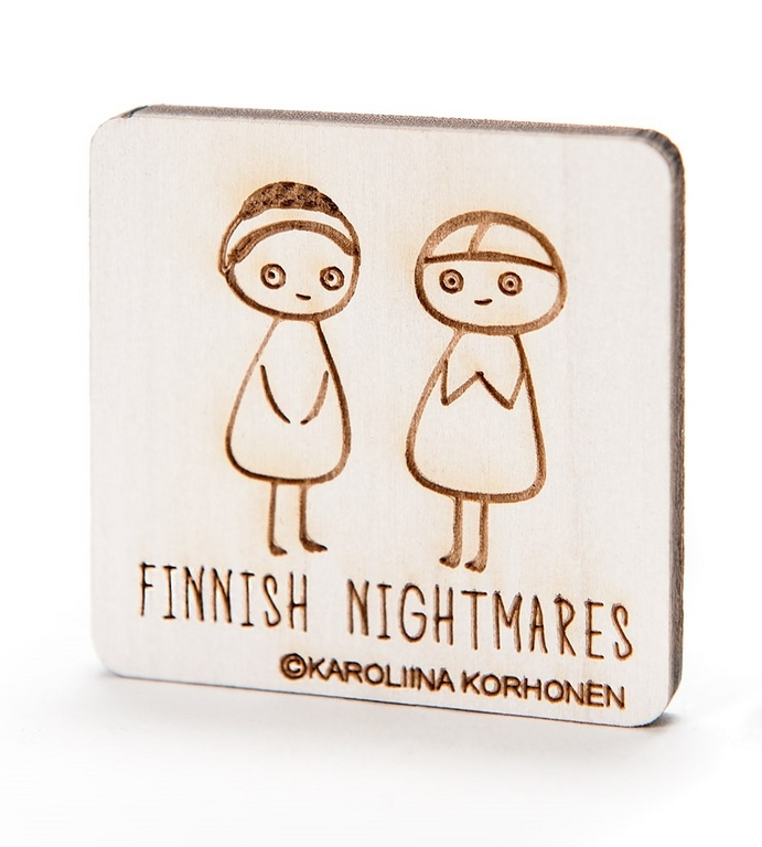 Finnish nightmares ihanaiset web shop for Tattoo nightmares shop website