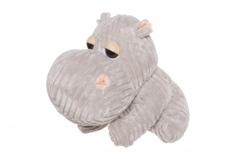 4Living Hippo door stop, grey