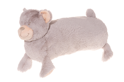 4Living Teddy pillow 50cm, grey