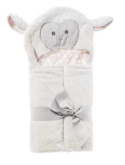 4Living Throw blanket sheep 100x75cm