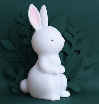 A Little Lovely Company nightlight, Bunny