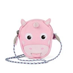 Affenzahn children's wallet, light pink unicorn