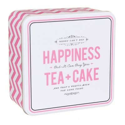 Alice Scott Happiness Cake-iso purkki