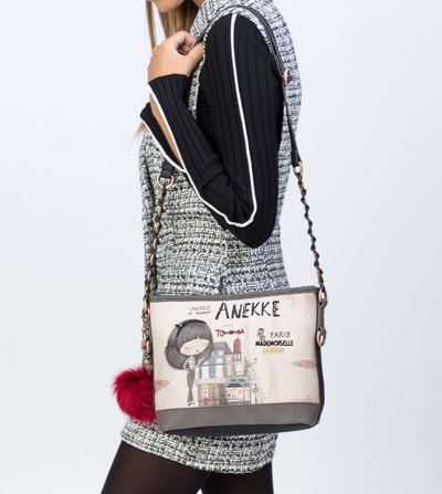 Anekke Couture shoulder bag with a chain