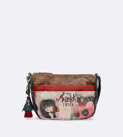 Anekke India small shoulder bag with tassels