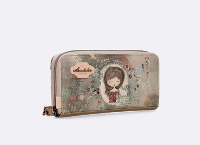 Anekke Jane zipper wallet