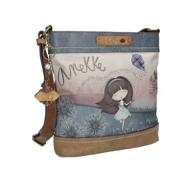 Anekke Liberty shoulder bag, blue