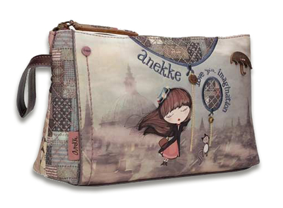 Anekke Miss Anekke toiletry / big make-up bag / clutch bag