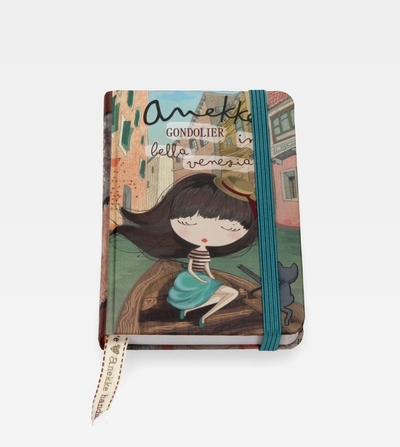 Anekke notebook, Gondolier
