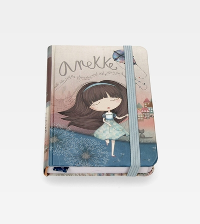Anekke notebook, I will ride, I will fly