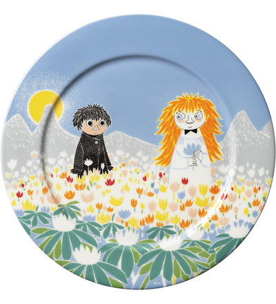 Arabia Moomin Friendship Dish, Ø 30cm