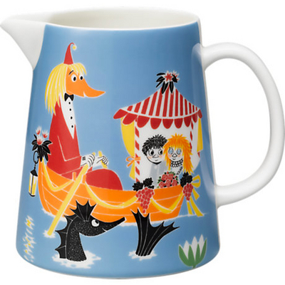 Arabia Moomin Friendship Pitcher, 1l