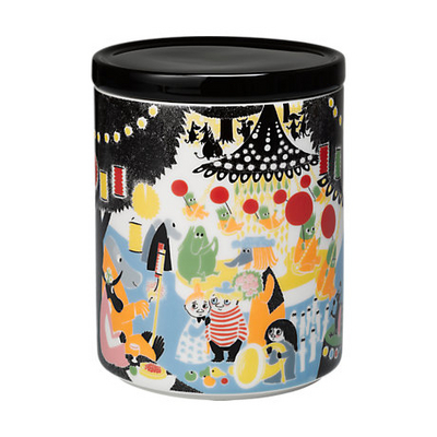 Arabia Moomin Friendship jar 1,2l