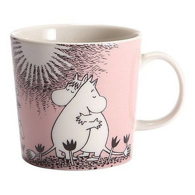 Arabia Moomin Mug Love