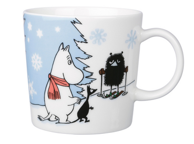 Arabia Moomin Mug Skiing Competition, 2010