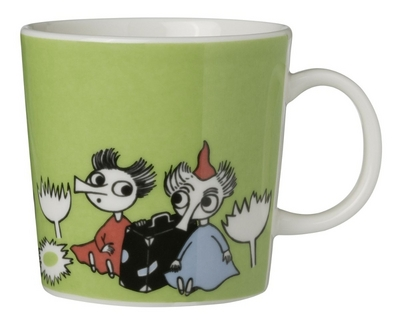 Arabia Moomin Mug Thingumy & Bob, 2005-2017