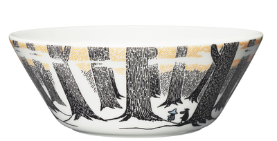 Arabia Moomin bowl, True to its origins, 15cm