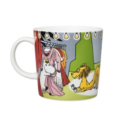 Arabia Moomin mug 2017 Summer theater