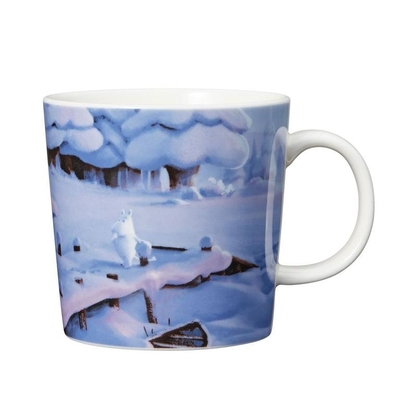 Arabia Moomin mug Midwinter