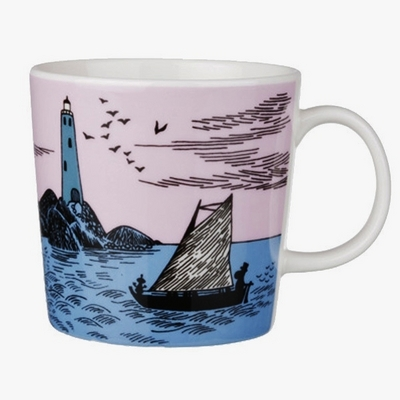 Arabia Moomin mug Night Sailing