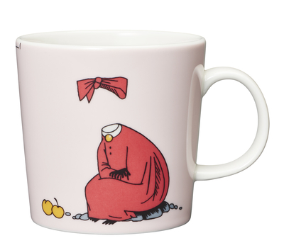 Arabia Moomin mug Ninny powder, the Invisible child