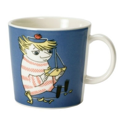 Arabia Moomin mug Too-Ticky, 2006-2015
