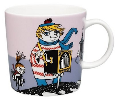 Arabia Moomin mug Too-Ticky