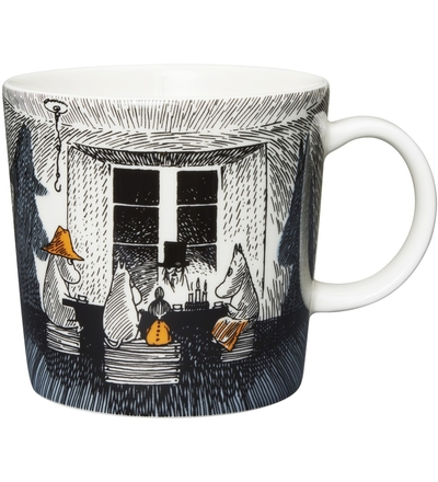 Arabia Moomin mug True to its origins