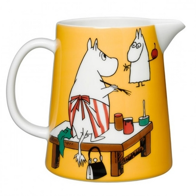 Arabia Moomin pitcher Moominmamma's day, 1,1l