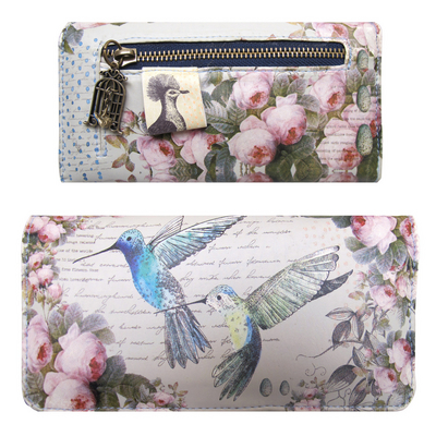 Aviary Wallet Hummingbird lompakko