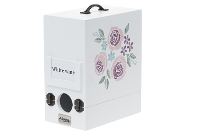 Bag-In-Box wine box, Rosie, white