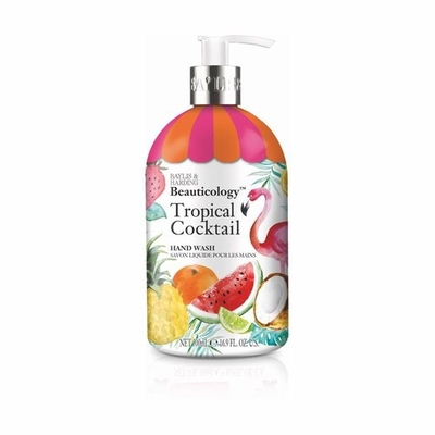 Baylis & Harding Beauticology Tropical Cocktail -käsisaippua 500 ml