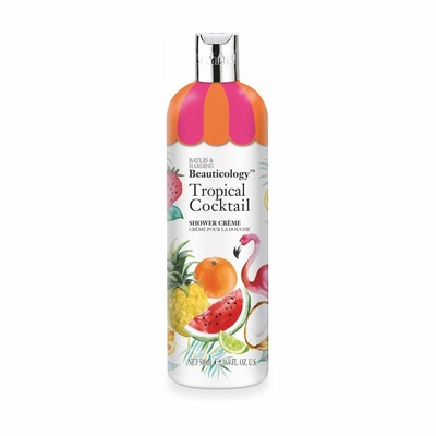 Baylis & Harding Beauticology Tropical Cocktail -voidemainen suihkugeeli 500ml
