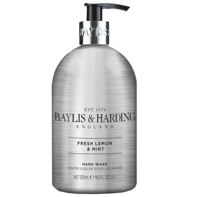 Baylis & Harding Elements - Lemon & Mint käsisaippua 500ml