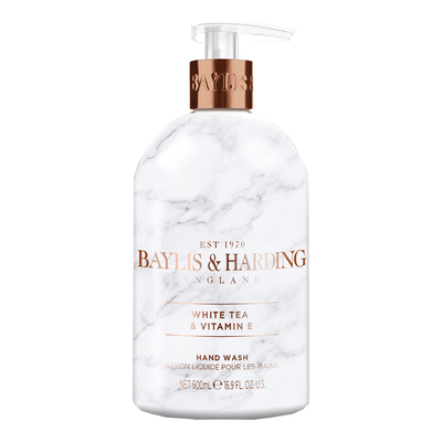 Baylis & Harding Elements - White Tea & Neroli hand soap 500ml
