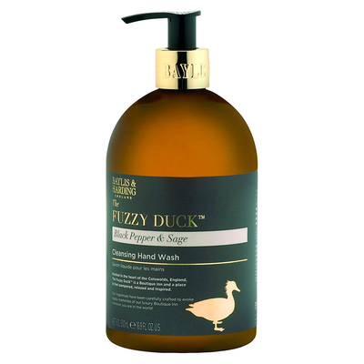 Baylis & Harding Fuzzy Duck Black Pepper käsisaippua 500 ml