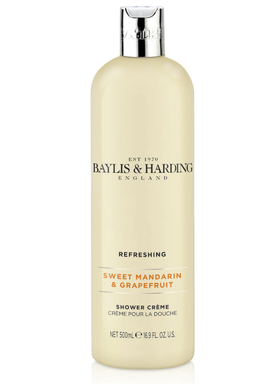Baylis & Harding Sweet Mandarin -shower creme 500 ml