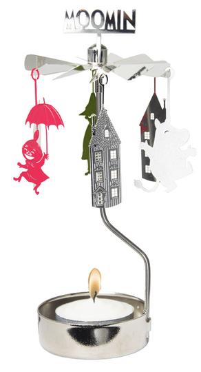 """Candle Bell """"Moominhouse"""""""