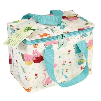 Cat's life lunch/ cooler bag