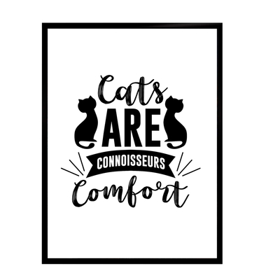 Cats life juliste - Cats are... alk 7,90€