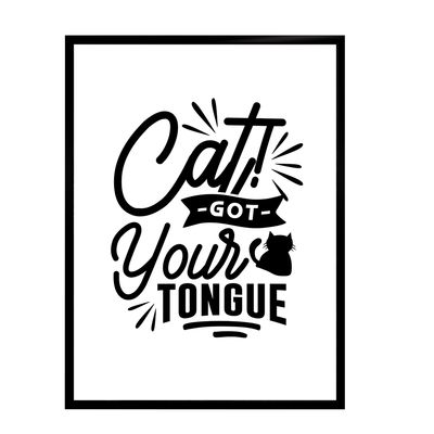 Cats life poster - Cats got... starting at 7,90€