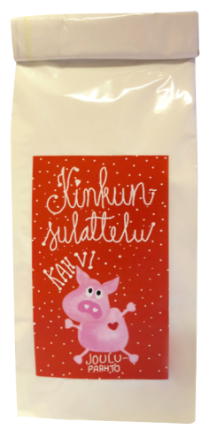 Coffee for digesting christmas ham, Christmas roast - flavor coffee