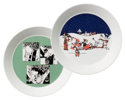 Collector's Edition plate 2-pack, part 2/10