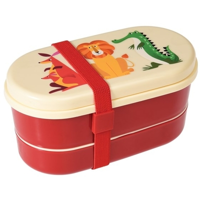 Colourful Creatures lunch box for a child
