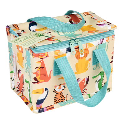 Colourful Creatures lunch/ cooler bag