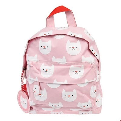 Cookie Cat children's club & pre-school backpack