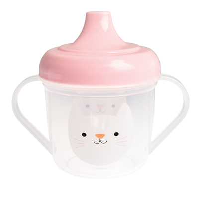 Cookie Cat sippy cup