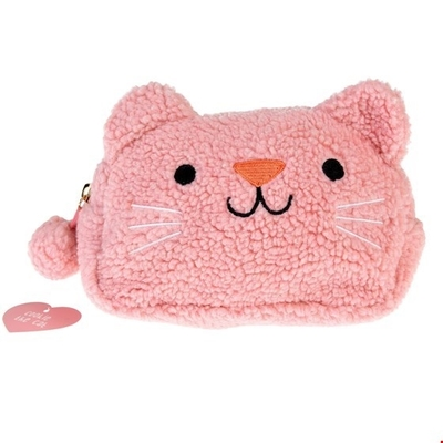 Cookie cat Makeup bag