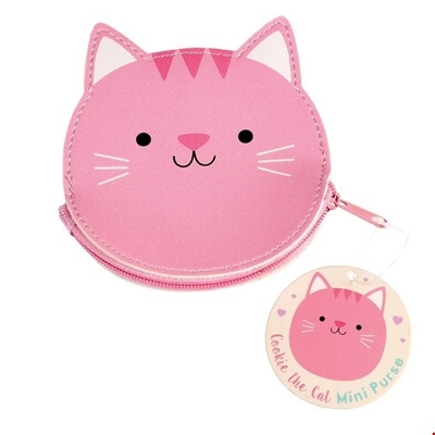 Cookie cat wallet