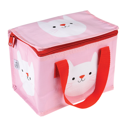 Cookie the Cat lunch/ cooler bag